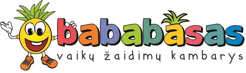"""Vaikų žaidimų kambarys """"Bababasas"""""""